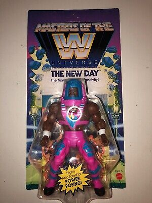$25.49 • Buy Masters Of The WWE Universe WWE MOTU The New Day MOC!