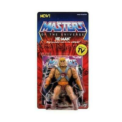 $17.50 • Buy Super7 Masters Of The Universe He-Man 5.5  Action Figure