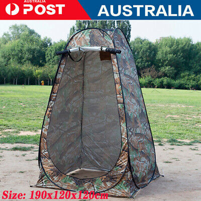 AU38.96 • Buy Portable POP UP Tent Outdoor Camping Toilet Shower Instant Changing Privacy Room