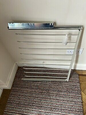 """Ikea Komplement Pull Out Trouser Hanger Rail For Pax Wardrobe 28"""" Only Used Once • 5.50£"""