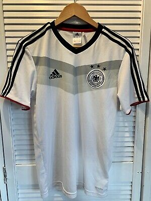 Adidas Germany 2014-2015 Football Training Shirt – Size Small • 9.99£