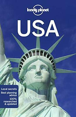 £17.03 • Buy Lonely Planet USA (Travel Guide) By D'Arc Taylor, Stephanie,Ping, Trisha,Morgan,