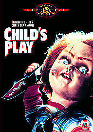 Child's Play [DVD] [1988], New, DVD, FREE & FAST Delivery • 6.77£