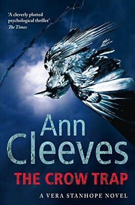 £4.74 • Buy The Crow Trap (Vera Stanhope) Cleeves, Ann