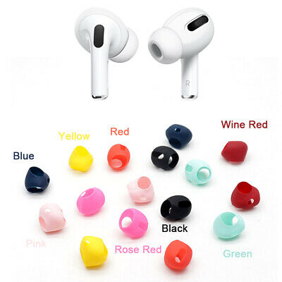 $ CDN2.81 • Buy For Airpods Pro Protective Ultra Thin Earbuds Case Cover Silicone Eartips