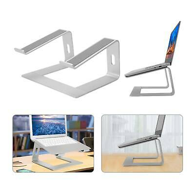AU35.99 • Buy Portable Aluminum Laptop Stand Cooling Computer Notebook Desk Bed Riser Non Slip