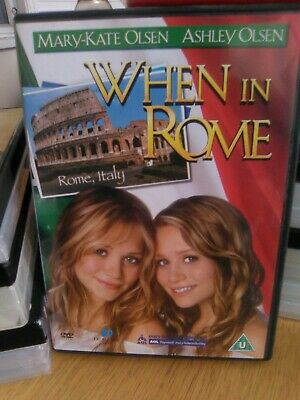 When In Rome (DVD, 2003) • 5.50£