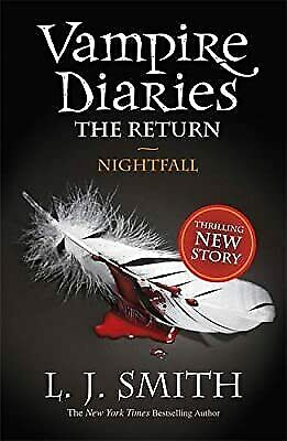 Nightfall (The Vampire Diaries: The Return): 1/3, J Smith, L, Used; Good Book • 2.96£