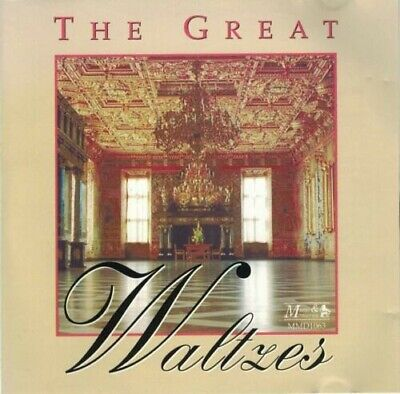 The Great Waltzes - Music & Memories (1997) CD    ****VGC/LIKE NEW COND****     • 1.99£