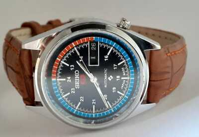 $ CDN43.01 • Buy Vintage Seiko 5 Automatic Movement No.6309 Japan Made Day-Date Men's Wrist Watch