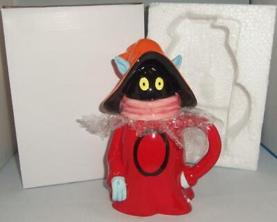 $6.99 • Buy NEW Masters Of The Universe Molded 3D Orko Mug New In The Box UNUSED