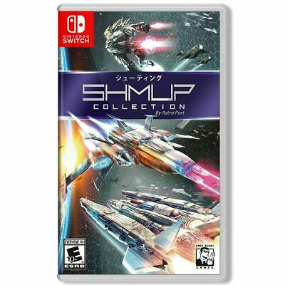$ CDN59.05 • Buy SHMUP Collection Anthology - Nintendo Switch [3 Games VGNY Soft Exclusive] NEW