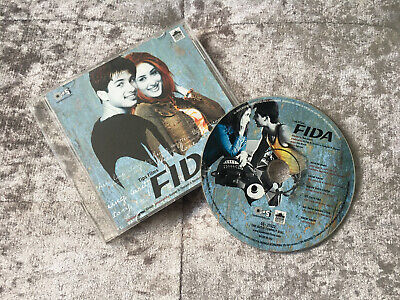 Fida ~ Bollywood Hindi  CD - Indian Music ~ Bollywood Music Audio ~ • 14.95£