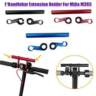AU14.77 • Buy Xiaomi Mijia M365 Electric Scooter Accessories Handlebar Expansion Mount Holder