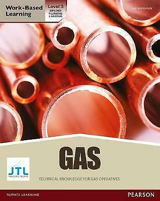Nvq Level 3 Diploma Gas Pathway Candidate Handbook, Paperback By Jtl Training... • 39.43£