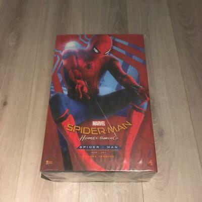 $ CDN1128.26 • Buy Hot Toys Toy Sapi Spider-Man Homecoming MARVEL With Box Rare Item Action Figure