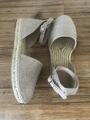AU17 • Buy NIB Nine West Espadrilles Size 7 RRP$129.95