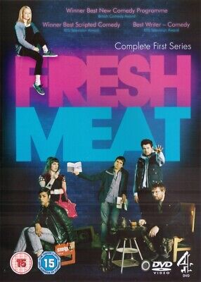 £2.34 • Buy Fresh Meat: Complete First Series (DVD, 2011)