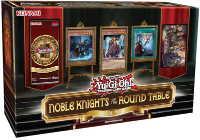 £0.99 • Buy YU-GI-OH! Noble Knights Of The Round Table  NKRT-EN - Ltd Edition