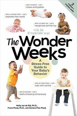 The Wonder Weeks - A Stress-Free Guide To Your Baby`s Behaviour By Hetty Van De  • 10.98£