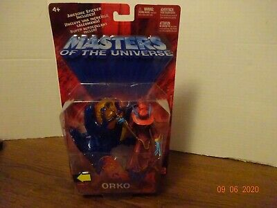 $20 • Buy Masters Of The Universe Mattel Figure Of Orko And Magical Orb And Staff