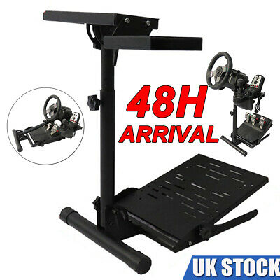 Steering Wheel Stand Racing Simulator Gt Gaming For Ps4 Logitech G29 G920 T300s • 41.44£
