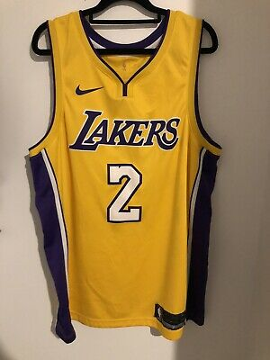 AU40 • Buy Lonzo Ball Authentic Nike NBA Swingman Jersey Size XL