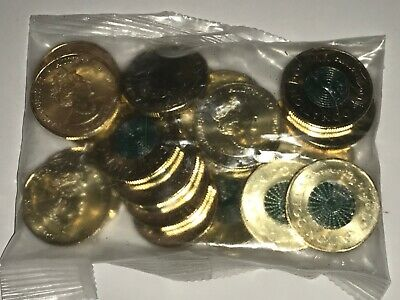 AU60 • Buy 2020 $1 Donation Coin - Unopened Mint Bag Of 20 Uncirculated Coins