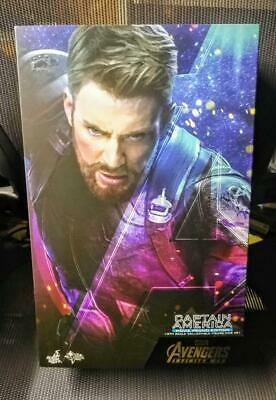 $ CDN592.22 • Buy Hot Toys Captain America Infinity War DX Version 1/6 Action Figure With Box