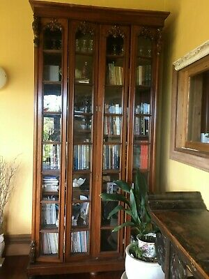 AU10000 • Buy Bookcases, Antique Victorian, Two Matching H2850 X W1400 X D420cm.