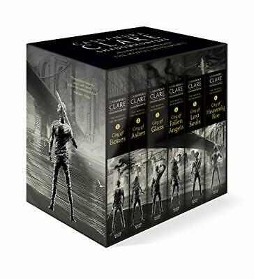 The Mortal Instruments Boxed Set, Clare New 9781406393156 Fast Free Shipping.. • 39.11£
