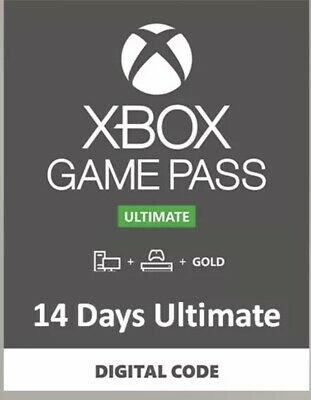 $ CDN9.10 • Buy Xbox Live 14 Day ( 2 Weeks) Gold & Game Pass Ultimate INSTANT DELIVERY