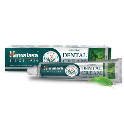 Himalaya Herbals Dental Cream Neem - 100g - Gum Protection Range Toothpaste • 6£