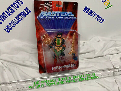 $30 • Buy Motu Masters Of The Universe 200x Mer-man