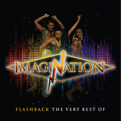 Imagination : Flashback: The Very Best Of Imagination CD (2013) Amazing Value • 3.88£