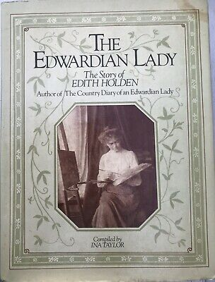 £8.49 • Buy The Edwardian Lady Story Of Edith Holden Country Diary Book By Ina Taylor