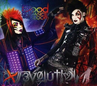 Blood On The Dance Floor : Evolution CD Highly Rated EBay Seller Great Prices • 12.99£