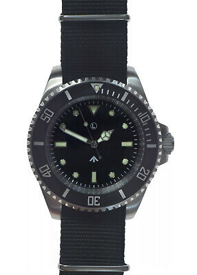 $ CDN241.42 • Buy MWC 1000ft/300m WR Military Divers Watch With Mecanical / Quartz Hybrid Movement