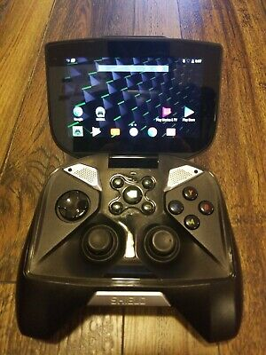$ CDN215.53 • Buy NVIDIA SHIELD Portable Handheld Gaming Controller (P2450) Android Touch Screen