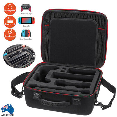 AU33.99 • Buy Carry Hard Case For Nintendo Switch Compatible Console Protable Travel Storage