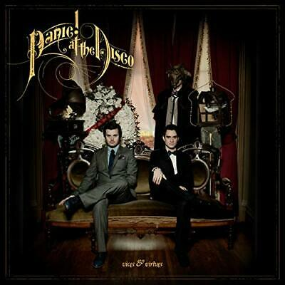 Vices & Virtues, Panic! At The Disco, Audio CD, New, FREE & FAST Delivery • 14.41£