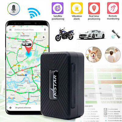 Mini GPS Tracker Car Spy GSM / GPRS Real Time Tracking GPS Locator Device XC450 • 38.86£