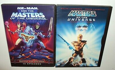 $10.55 • Buy Masters Of The Universe/he-man Battle For Eternia 10 Episodes 2 Dvd Movies