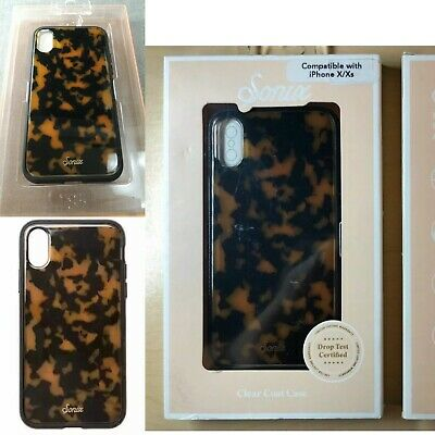 Case IPhone X Xs  SONIX Luxe For IPhone X XS - Tortoise  3,50£  • 3.50£