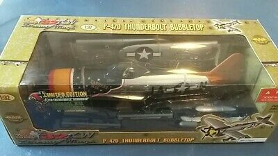 Ultimate Soldier 1:32 P47D Thunderbolt Bubbletop Tarheel Hal 21st Century Toys • 89.95£