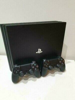 AU479 • Buy LIKE NEW Sony Playstation 4 PS4 Pro Console 1TB Bundle Family Bundle