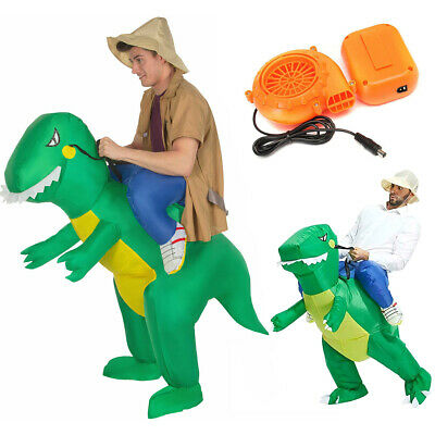 Christmas Inflatable Costume Suit Adult Kids Funny Santa Turkey Cosplay  Outfits • 18.99£