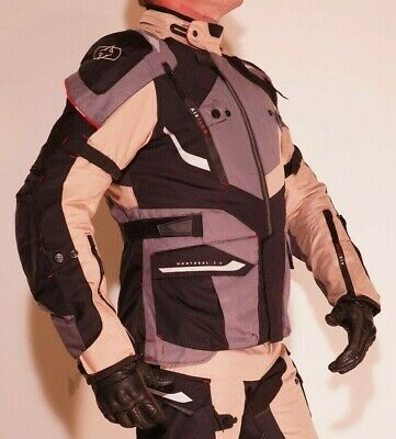 Oxford Motorcycle Jacket Montreal 3.0 Desert NEW BEST PRICE! MAKE OFFER Size M • 109.99£