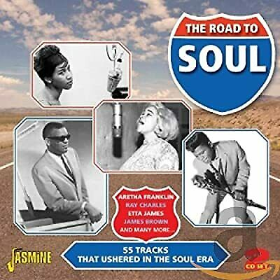 £12.34 • Buy The Road To Soul: 55 Tracks That Ushered In The Soul Era, Various Artists, Used;