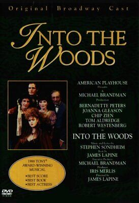 £4.89 • Buy Into The Woods DVD (2006) James Lapine Cert E Expertly Refurbished Product